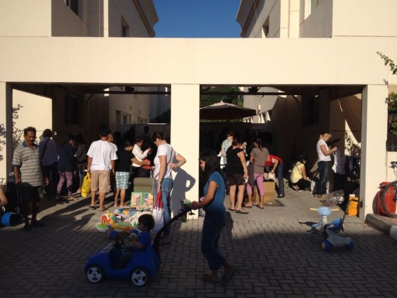 3° Garage sale a Dubai